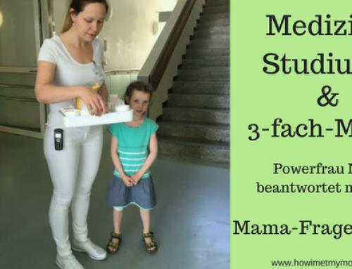 Medizin studieren als Mama – lebe deinen Traum!