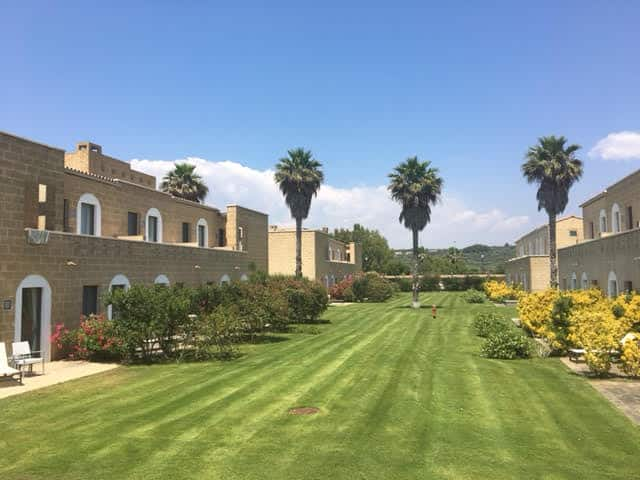 Urlaub mit Kleinkind Hotel Vivosa Apulia