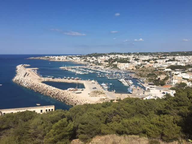 Urlaub mit Kleinkind Apulien