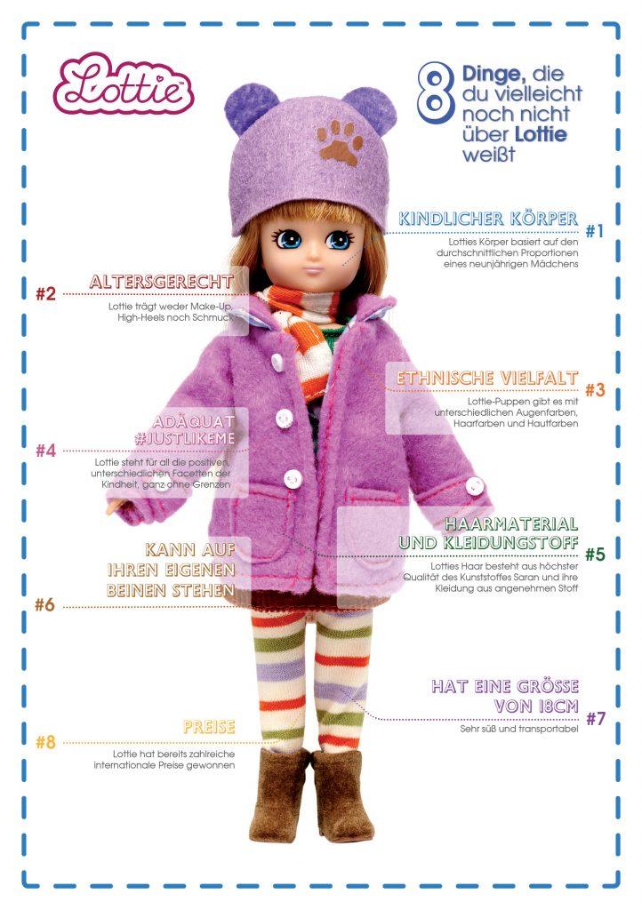 Lottie Puppe