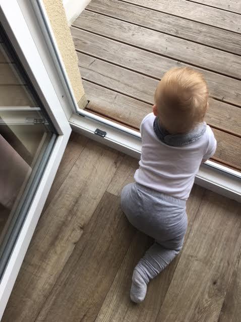 Urlaub mit 9 Monate altem Baby