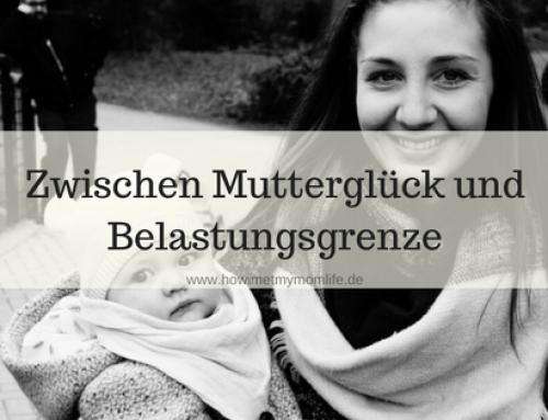 Zwischen Mutterglück und Belastungsgrenze