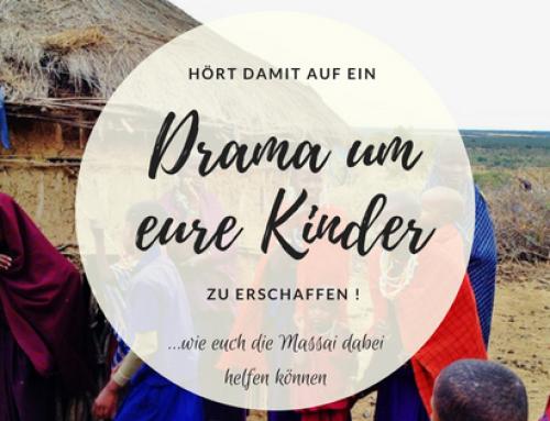 Hört auf mit dem Drama um die Kinder