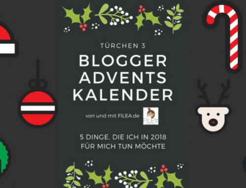 Mehr Selbstfürsorge als Mutter | Blogger Adventskalender