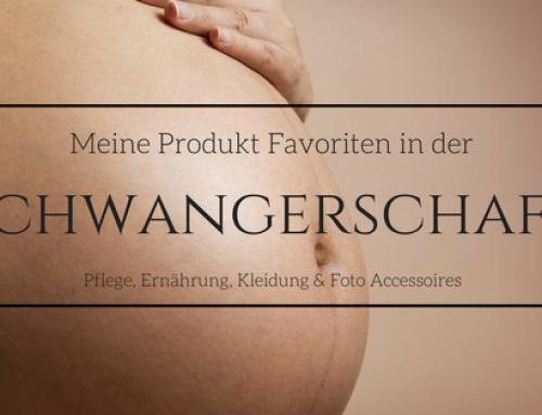 Meine 5 Top Produkte in der Schwangerschaft