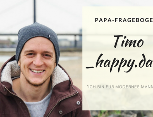 Papa-Fragebogen | Timo _happy.dad_