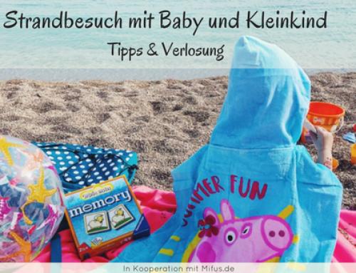 Strandbesuch mit Baby und Kleinkind – was ist wichtig?
