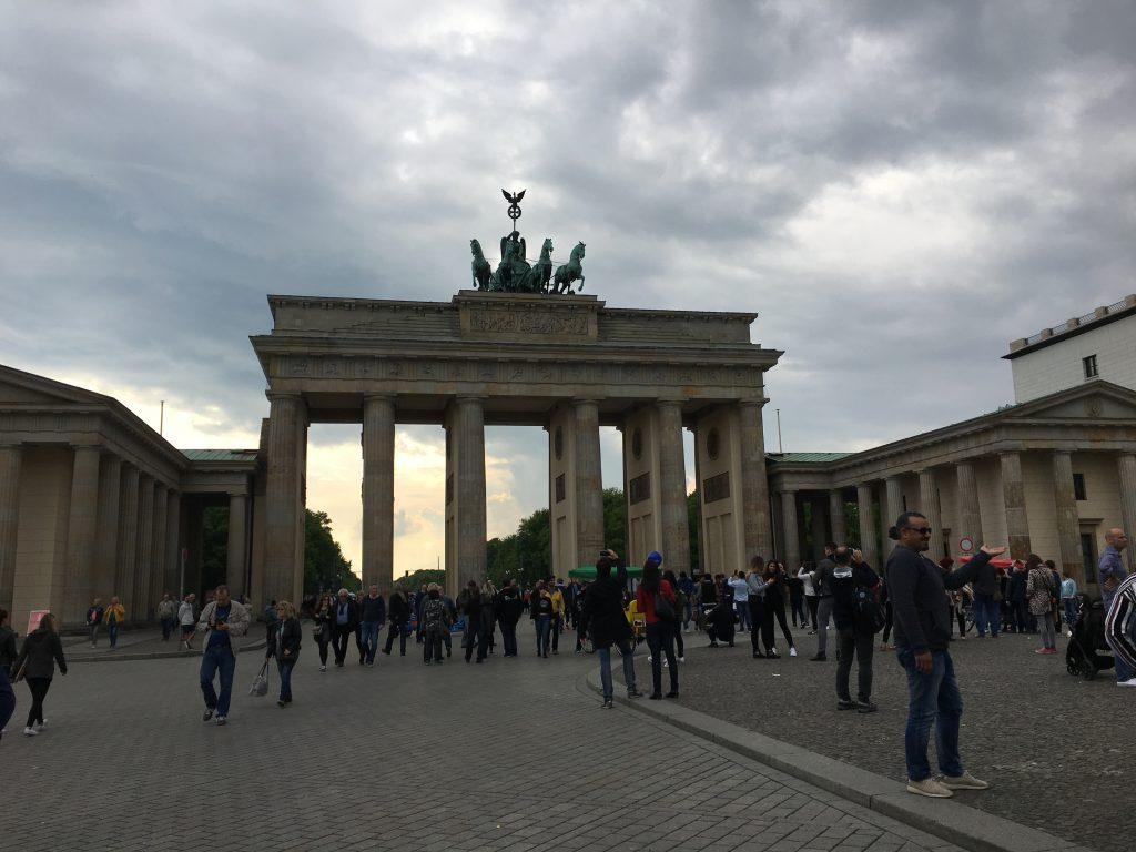 Berlin mit Kind