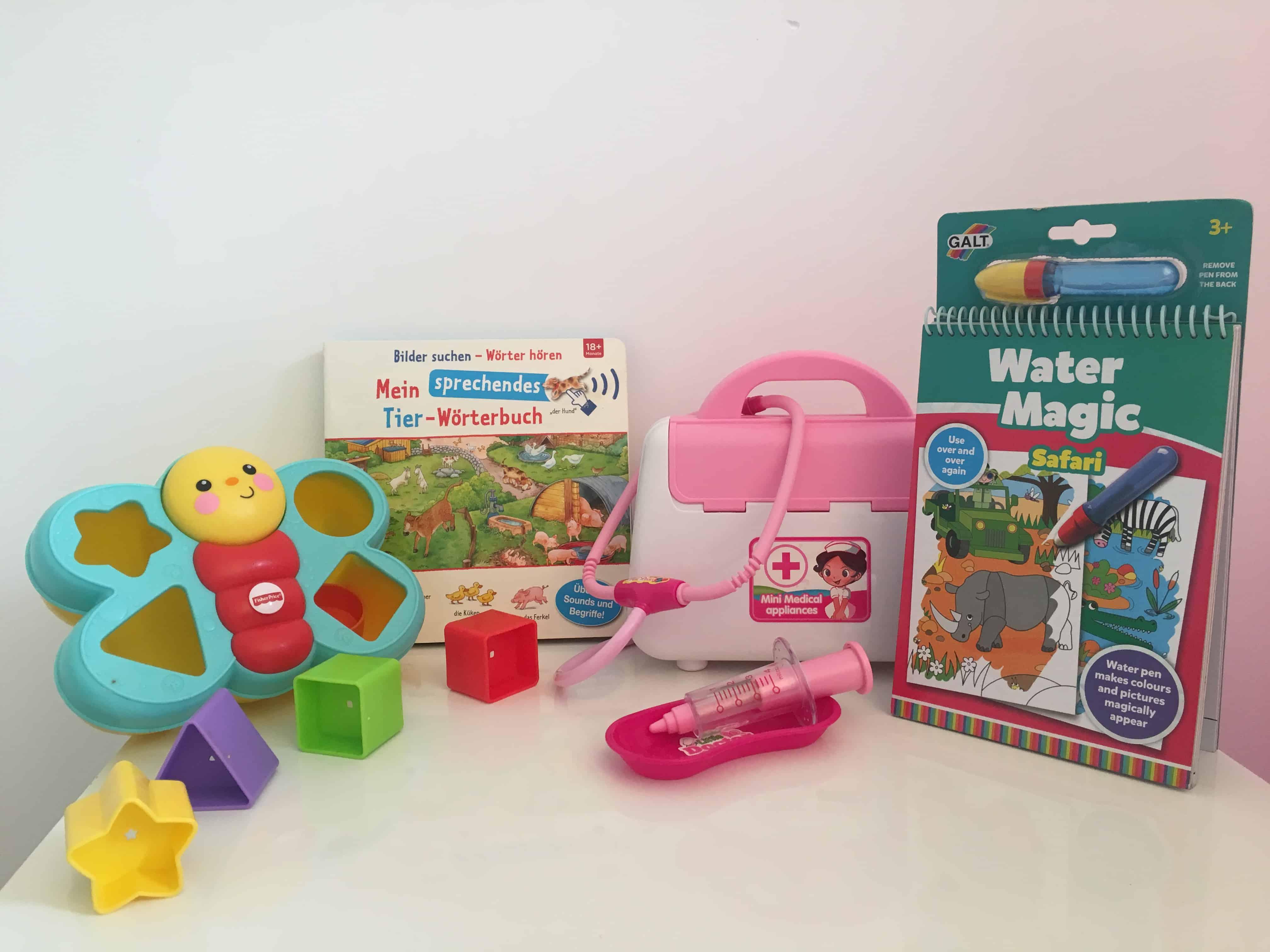 Spielzeug Geschwisterkinder