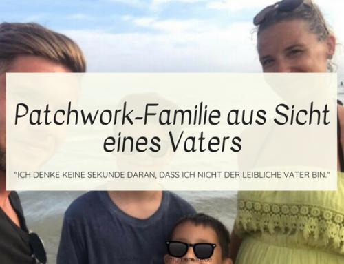 Ein Patchwork-Vater erzählt aus seinem Familienalltag
