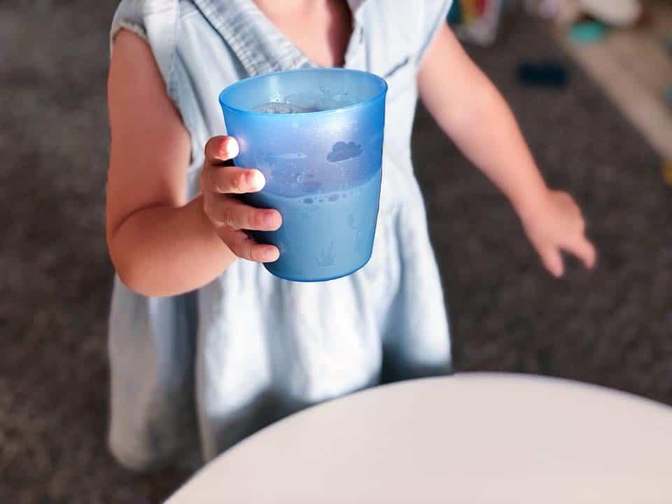 sicherer Trink- und Essspaß mit nip kindergschirr