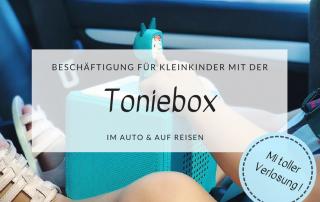 Beschäftigung für Kleinkinder im Auto und auf Reisen mit den Boxine Tonies Titel