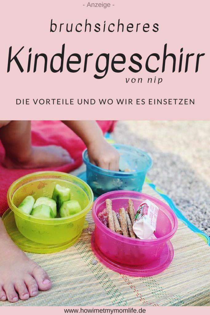 Kindergeschirr von nip Trinken und Essen lernen Kleinkinder Erziehung