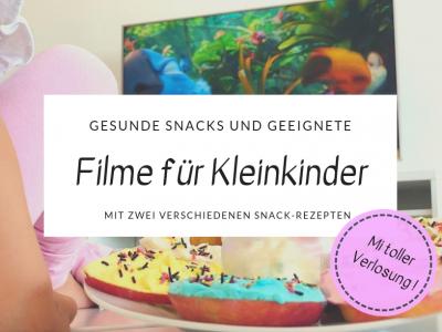 Gesunde Snacks und geeignete Filme für (kranke) Kleinkinder 20th Century Fox
