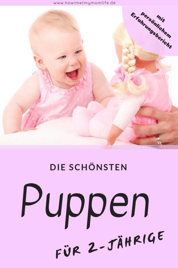die schönsten Puppen für 2-jährige puppentipps spielzeug für kleinkinder geschenkidee 2 jährige geschenk 3 jährige