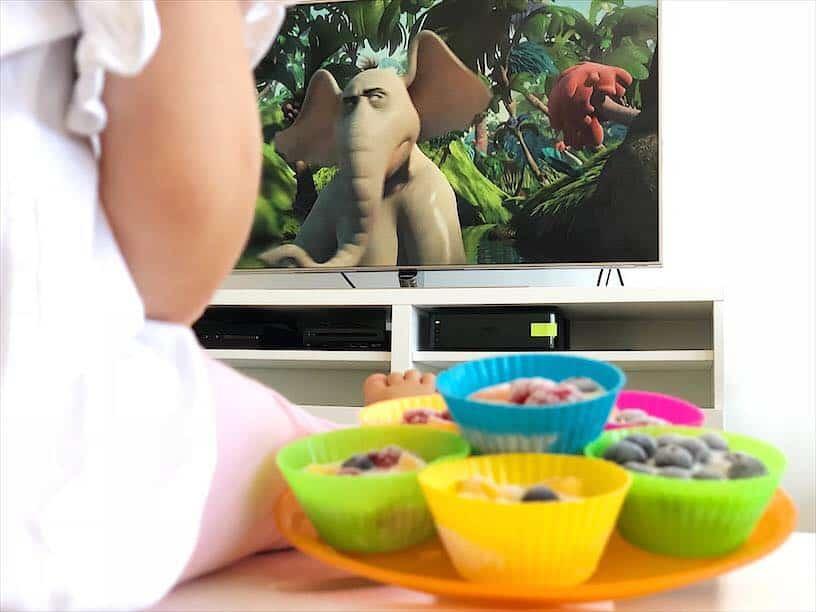 geeignete Filme für Kleinkinder Horton hört ein Hu
