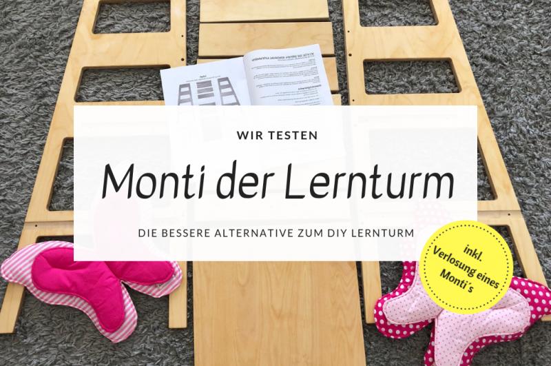 Monti der Lernturm die bessere alternative zum diy lernturm von ikea