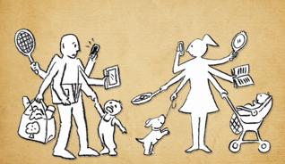 harmonisches Familienleben6