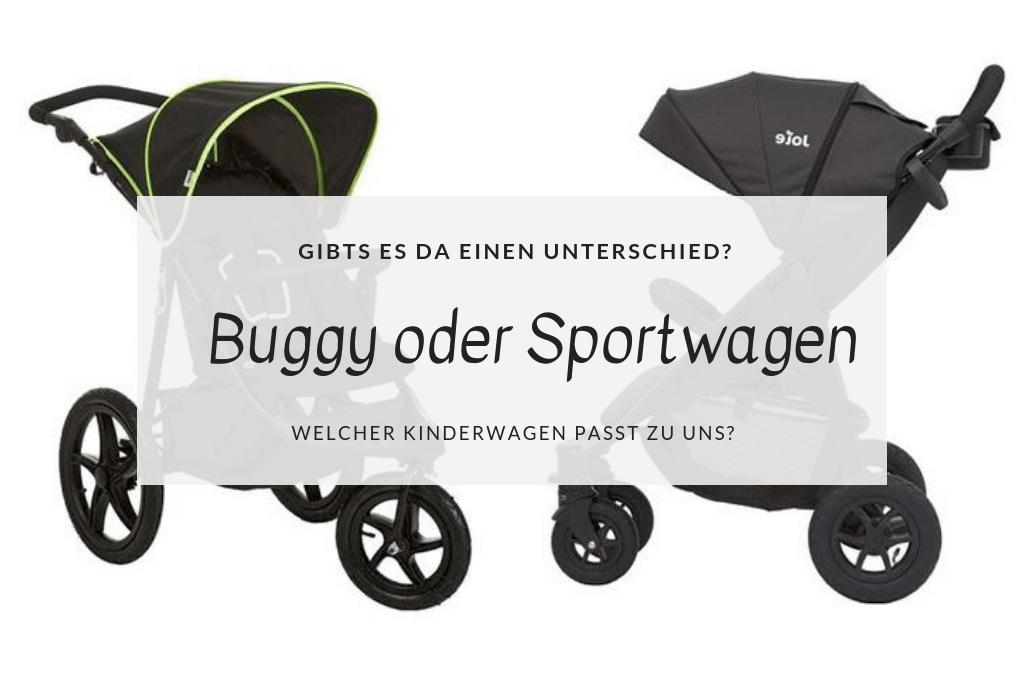 Buggy oder Sportwagen Welcher Kinderwagen passt zu uns titel