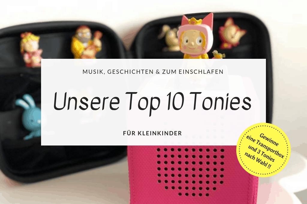 Unsere Top 10 Tonies Für Kleinkinder How I Met My Momlife
