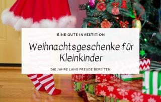 Weihnachtsgeschenke für 1,5 jährige kleinkinder