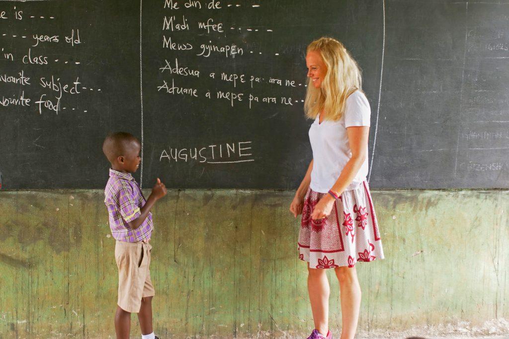Wold Vision Kinderpatenschaft Bildung