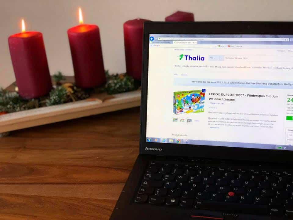 Last Minute Geschenke für Weihnachten bei Thalia bild 2