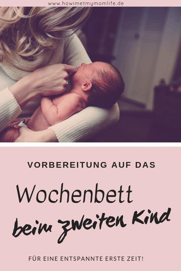 Vorbereitung aufs Wochenbett beim zweiten Kind titel zweites Wochenbett Wochenbetthilfe Wochenbett mit geschwisterkind