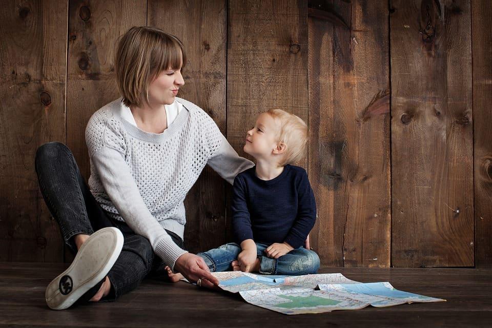 Warum dein inneres Kind dich als Mutter beeinflusst bild