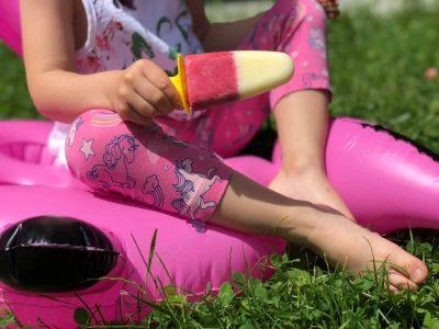 Beschäftigungsideen für Kleinkinder im Sommer Tonie Box Eis