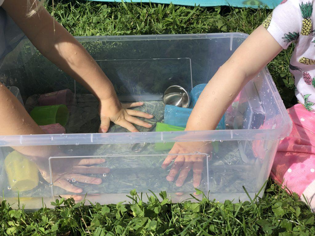 Beschäftigungsideen für Kleinkinder im Sommer Tonie Box Sommerlieder5