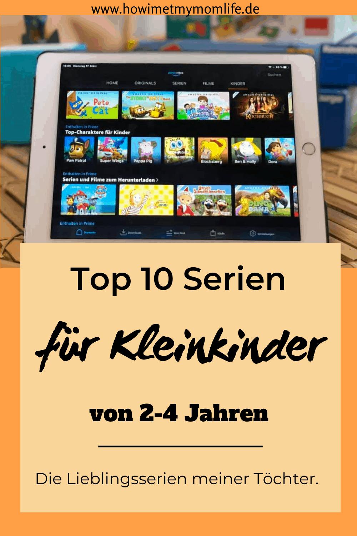 Serien Empfehlungen für Kleinkinder