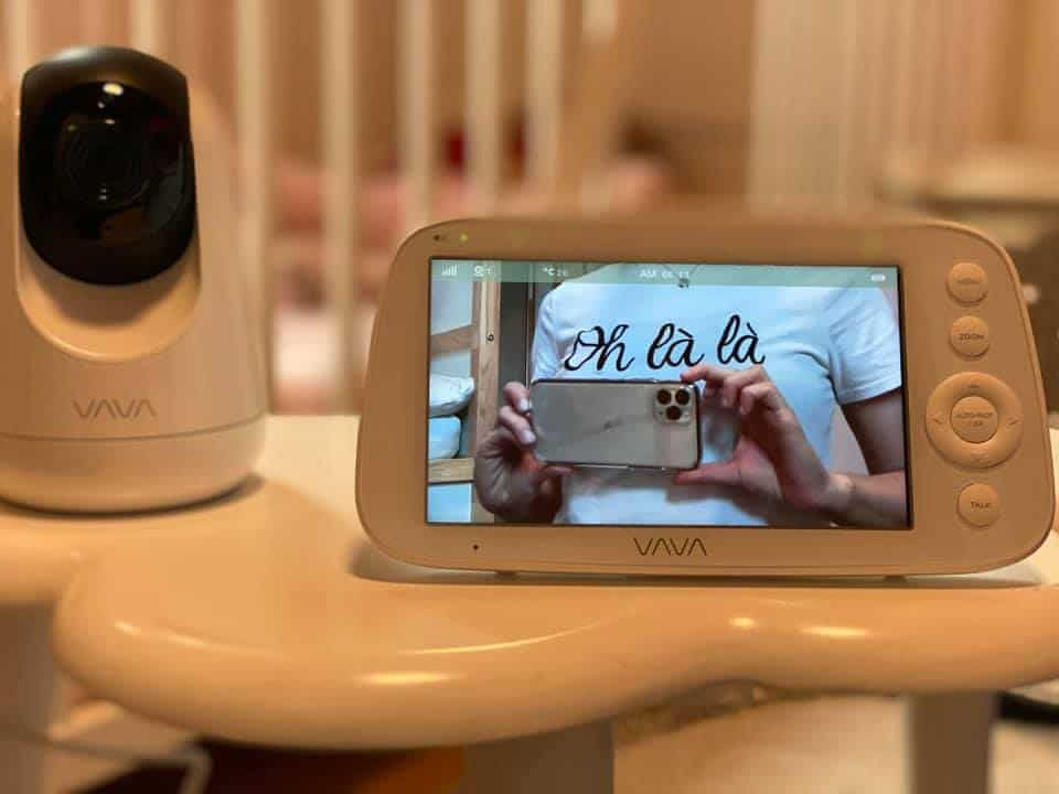VAVA Babyphone Test