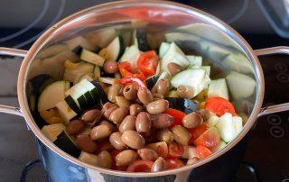 Mediterrane One Pot Pasta für Kinder
