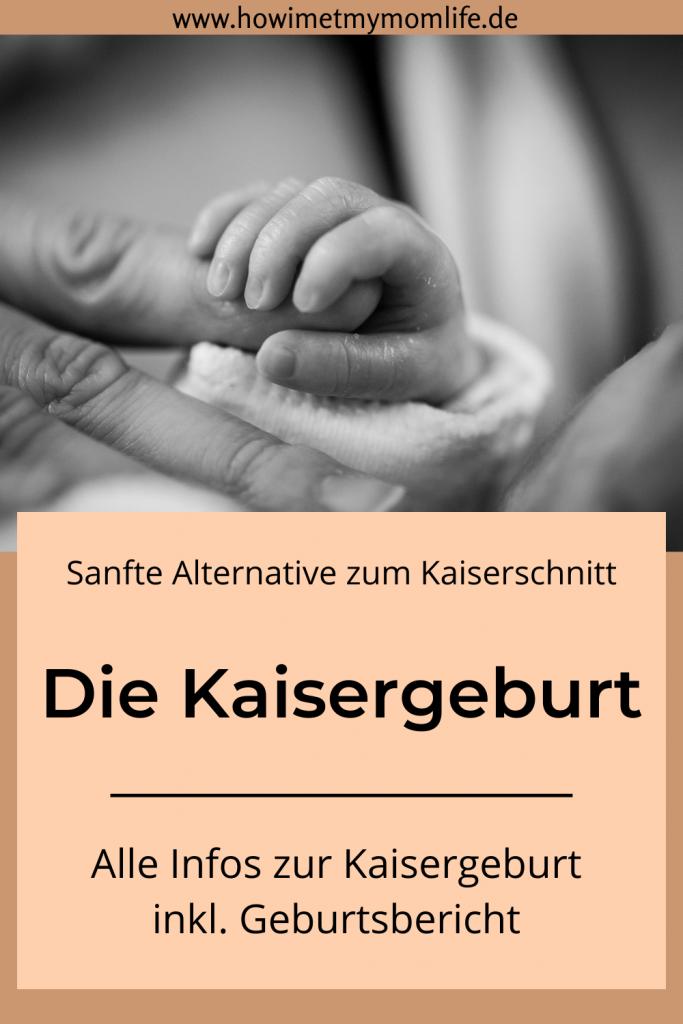 Kaisergeburt: die sanfte Alternative zum Kaiserschnitt