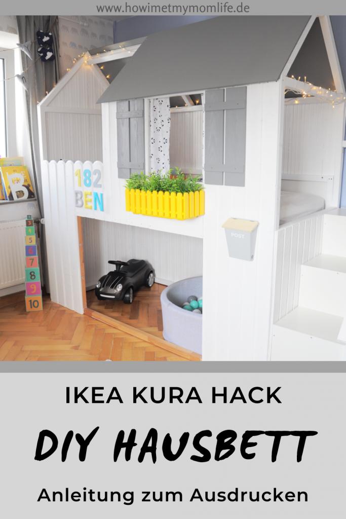 IKEA KURA HAUSBETT Anleitung