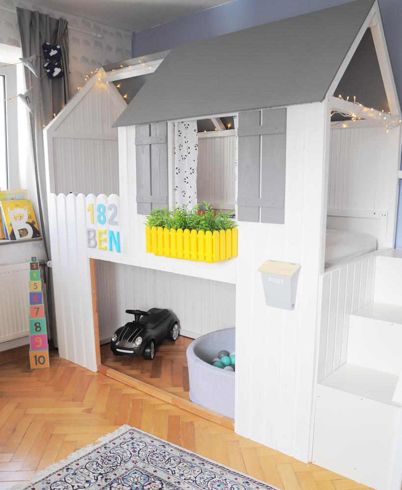 Ikea Kura Hausbett DIY Anleitung