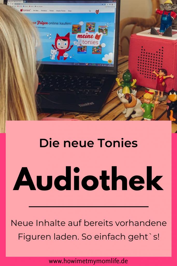So funktioniert die neue Tonies Audiothek