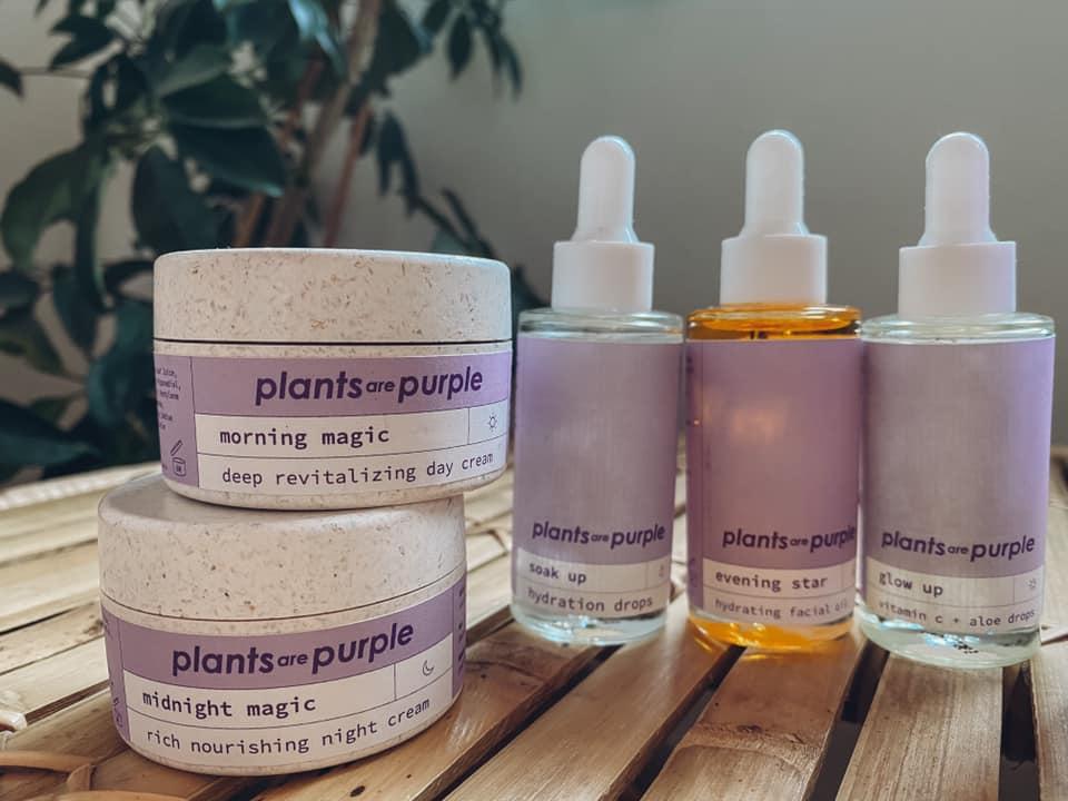 Plants are Purple Code
